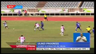 Ulinzi Stars beat Al Hilal Benghazi to proceed to the next round