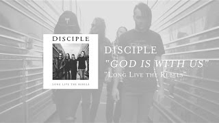 Disciple - God Is With Us (Official Lyric Video)