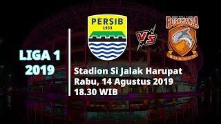 VIDEO: Live Streaming Liga 1 2019, Persib Bandung Vs Borneo FC Rabu (14/8) Pukul 18.30 WIB