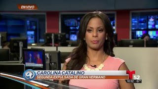 Carolina Catalino talks with Acceso Total about her Big Brother Experienced