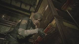 How to Go to Clock Tower (Red Floor Jack, Library), Resident Evil 2 Remake