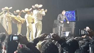 """Luis Miguel Auditorio Nac 2015 """"La Bikina"""""""