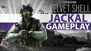 RAINBOW SIX SIEGE - Jackal Gameplay [ Novo / New ]