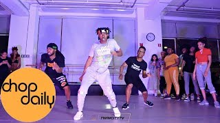Larry Gaaga Ft Wizkid   Low (Dance Class Video Group's Edition) | Ornella Degboe Choreography
