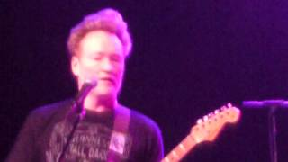 Conan O'Brien ~ Old Brown Shoe LIVE @ George Fest 2014 ~ The Fonda Theater