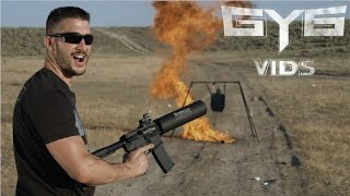 Paint Can Grenade Launcher!