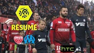 Dijon FCO - Olympique de Marseille (1-2)  - Résumé - (DFCO - OM) / 2016-17