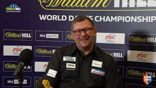 """James Wade on his world title chances: """"If I play the best darts I can I win this quite comfortably"""""""
