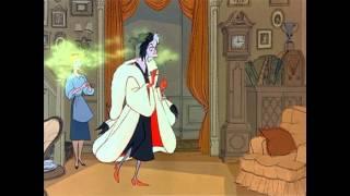 101 Dalmatiërs/101 Dalmations - Cruella de Vil Dutch, part 1