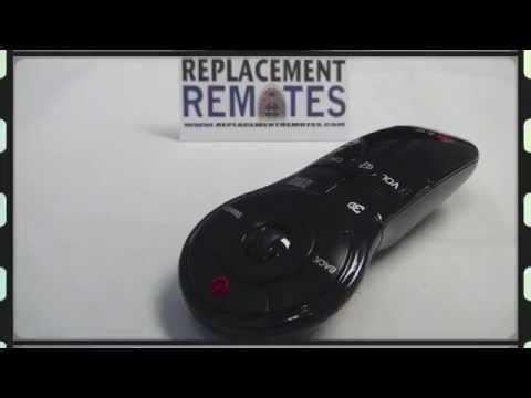 LG ANMR400H TV Remote Control