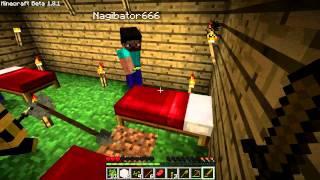 CO-OP Minecraft Часть 1 (Строим Дом)