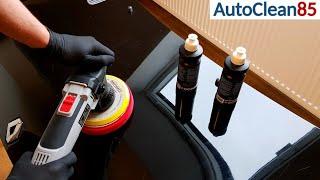 BESTE AUTOPOLITUR? Auto polieren für Anfänger / So macht ihr es selbst! Autolack Aufbereitung