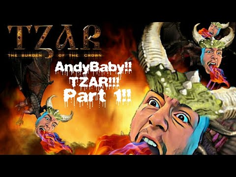 The Best RTS Game of ALL Time! [Tzar The Burden of the Crown] part 1