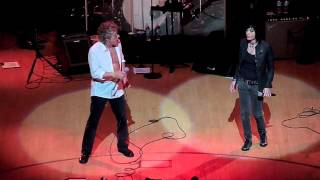 Roger Daltrey & Joan Jett - Summertime Blues - Kimmel Center, Philadelphia 7/28/14