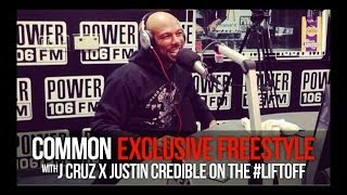 Common #LIFTOFF Freestyle