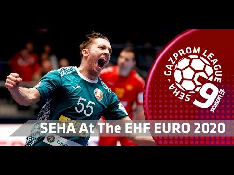EHF EURO 2020: Vailupau after the match MNE vs BLR