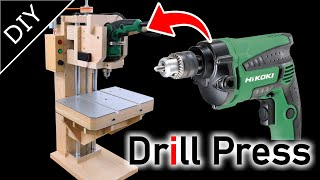 Making Of 6 In 1 Drill Press( Drill Stand ) Part 1