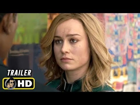CAPTAIN MARVEL (2019) Trailer #4 [HD]
