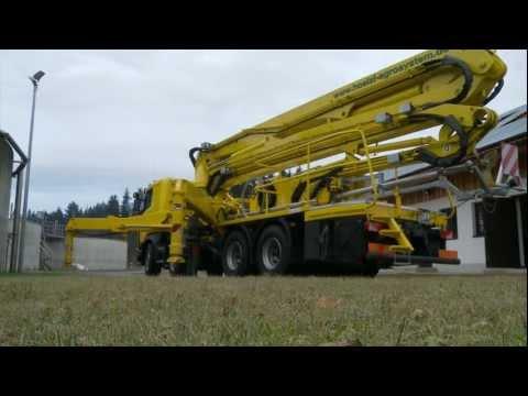 Hölzl AgroSystem | Güllemixer für Hochbehälter
