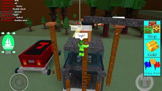MINIGAME BUILD A BOAT ROBLOX