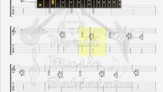 Fear Factory   A Therapy For Pain GUITAR TAB