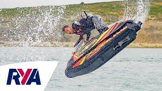 Extreme Sport - Deconstructing Freestyle Jetski Tricks  - 360 Barrel Roll Backflip
