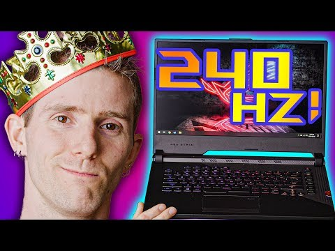 The Gaming Laptop King - Asus Strix Scar III Review