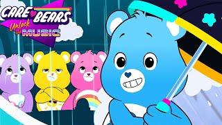 Care Bears - Party On A Rainy Day! | Rain Rain Go Away | BRAND NEW Care Bears Music | Kids Songs