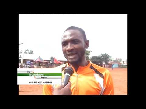 Video: Ex-Ghana Premier League player turns 'trotro mate'