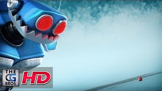 """CGI Animated Short HD: """"SuperBot: A Magnifying Mess"""" - by Trexel Animation"""