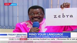 Oven, Onion, Impromptu; how to pronounce them correctly | MIND YOUR LANGUAGE