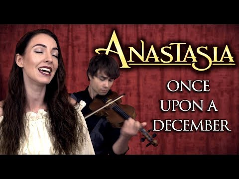 Anastasia - Once Upon A December (Cover By Alexander Rybak And Minniva) Mp3