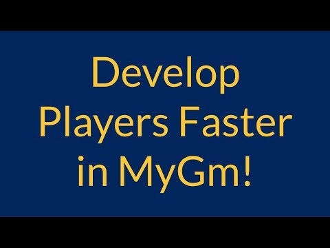 , title : 'NBA2K MyGm Upgrades   Develop Your Players FASTER!