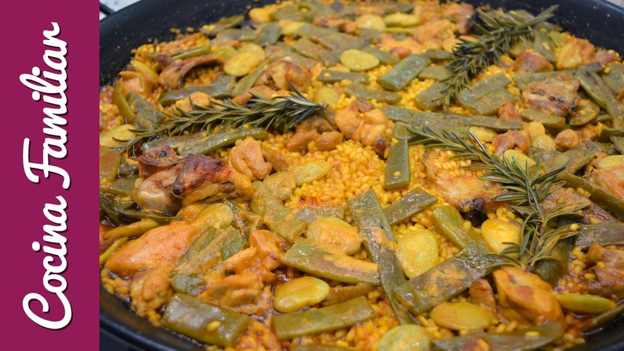 Paella valenciana, con denominación de origen | Javier Romero