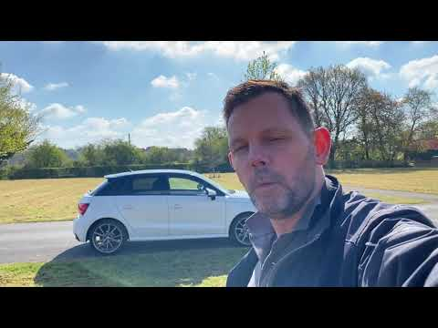 Audi A1 1.0 TFSi Black Edition Sportback Video
