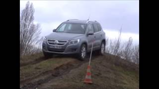 preview picture of video 'Volkswagen Tiguan 2.0 TDi Confortline'