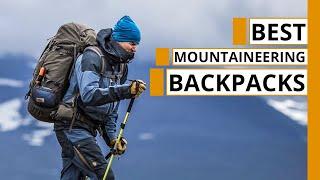 Top 10 Best Mountaineering & Alpine Backpacks