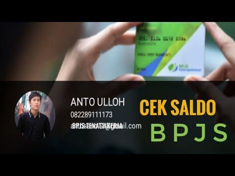 Cara Mudah Mengecek UPAH atau SALDO BPJS Ketenaga kerjaan Melalui Aplikasi Android
