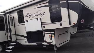 Big country 4011 by heartland at legacy rv. center