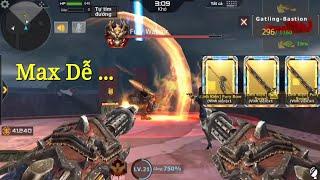 CF Mobile/CF Legends | Dual Gatling [VIP] - Hướng Dẫn Đi Boss AI Mới - Lâu Lan Cổ Mộ √
