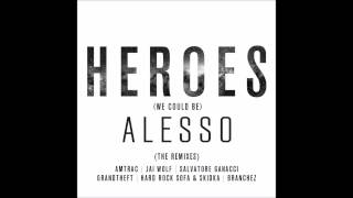 Alesso - Heroes (We Could Be) ft. Tove Lo (Hard Rock Sofa & Skidka Remix)