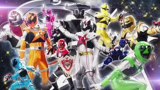 Uchuu Sentai Kyuranger VS Space Squad- Trailer (English Subs)