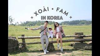 XOÀI FAM IN KOREA