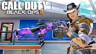 Call of Duty: Black Ops 3 Multiplayer Live Gameplay (DOUBLE XP WEEKEND)  PS4