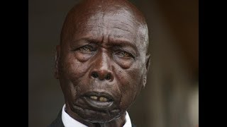 Kumbukumbu za Rais mstaafu Daniel Arap Moi akihitimu miaka 95