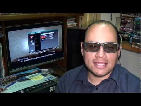 BLU-RAY 3D SAMSUNG D5500 UNBOXING
