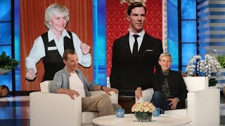 Бенедикт Камбербэтч, Benedict Cumberbatch Reacts to His Chocolate Bunny Look-Alikes