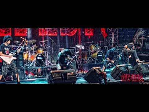 Exploding The Cranial Live In Sumfest ( Sumatera Festival)