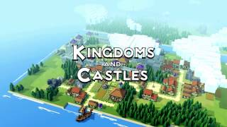 Kingdoms and Castles יוצא ב18.7