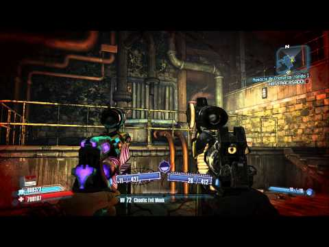 Borderlands 2: Easter Egg del DLC boda sangrienta